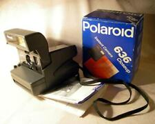 POLAROID 636 CLOSE-UP land Camera Instant Film 600 paper BOX Made in UK FINE cnd