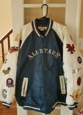 1900-1950 Negro League All Star Satin Jacket 5XL JC FREEMAN & SONS THROWBACK