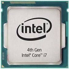 I7 4770 Processor, LGA 1150 socket, 4TH gen Desktop OEM Processor