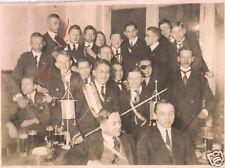 13088/ Originalfoto 8x11cm, Studenfeier Frankonia mit Pistolen, ca. 1920