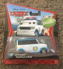 Disney Pixar Cars 2 Diecast Chase Officer Murakarmi! #33! NEW Thomas Brio