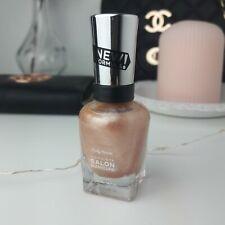 Sally Hansen Complete Salon Manicure Nail Polish N° 216 YOU GLOW, GIRL! Gold