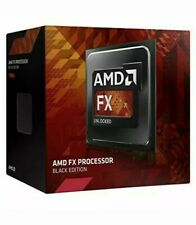 AMD FX-8350 8-Core CPU Socket AM3+ (FD8350FRW8KHK) Black Edition 4.2Ghz Turbo