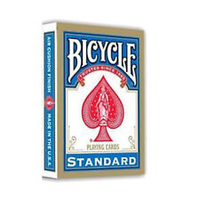 Mazzo di carte Bicycle Standard Regolare formato Poker Rider Back - dorso blu
