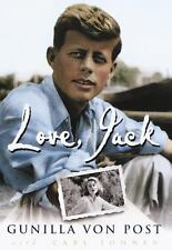 LOVE, JACK Gunilla Von Post with Carl Johnes - Hardcover **Mint Condition**