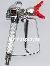 Airless Spray Gun,3600PSI,Paint Spray Gun and Tip guard