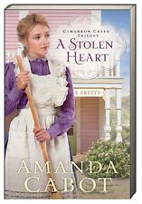 Cimarron Creek Trilogy: A Stolen Heart 1 by Amanda Cabot (2017, Paperback)New rm