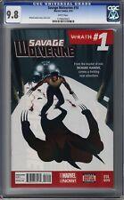 Savage Wolverine (2013 Series) #14 CGC 9.8