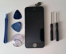 iPhone 5 LCD & Touch Screen Digitizer Replacement Screen BLACK + TOOLS, UK