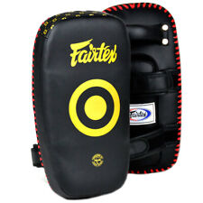 Fairtex Muay Thai Pads Kplc5 Curved Standard Kick Knee Mma Venum Kicking Yokkao