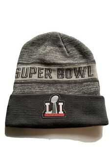Nike New England Patriots Super Bowl LI 51 Champions Official Beanie Hat - NWT