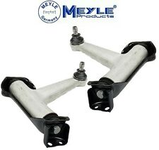For Mercedes W140 Pair Set of 2 Front Upper Control Arms & Ball Joint Meyle