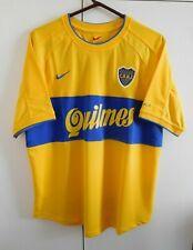 More details for boca juniors away shirt 2000.  nike replica.  size l. (bnwt)