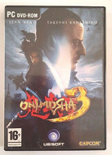 ONIMUSHA 3 (PC DVD - ROM, 2005)--(GAME DISC ONLY---NO CASE) *FRENCH*