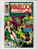 Marvel Comics Warlock And The Infinity Watch #12 Jan 1992 Comic.#131914D*5