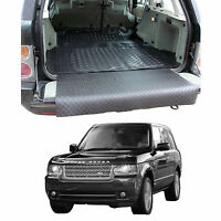 Modular rubber boot liner load mat tailgate protector Range Rover MK III 3 L322