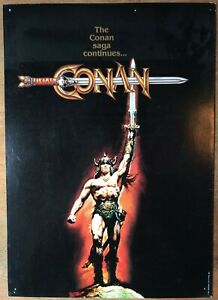 CONAN, 1982, Universal Pictures Campaing Brochure 442