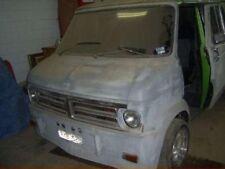 Bedford CF Van Shovel Front Spoiler