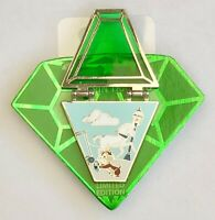 Dale 20th Anniversary of Pin Trading Hinged Pin LE 4000 Green Wedge Disney