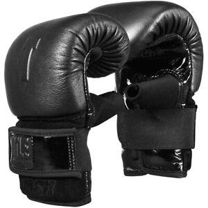 Title Black Pro Bag Gloves - Large