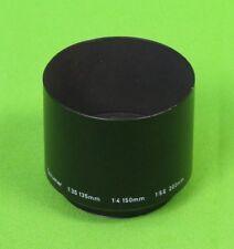 Asahi Pentax Screw-on Lens Hood for Takumar 135 mm, 150 mm, and 200 mm Lenses