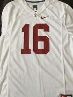 Authentic Nike Alabama Crimson Tide Football Jersey Med, Large, XL