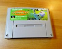 GAME/JEU SUPER FAMICOM NINTENDO NES JAPANESE SNES SHVC NO GOLF JAPAN **