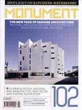 MONUMENT #102 Architecture MICHAEL MALTZAN for SOCIAL HOUSING Kitchens&Baths NEW