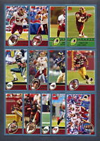 2003 Topps Washington Redskins TEAM SET - MINT