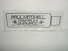 Paul Mitchell AWAPUHI Shampoo Sample Women .25 oz New