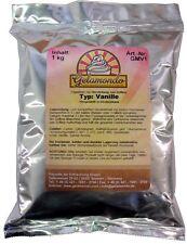 Gelamondo Softeispulver Vanille 1-kg-Beutel