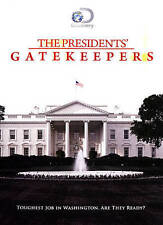 The Presidents Gatekeepers (DVD, 2015) Former Rental