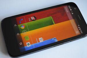 Motorola MOTO G - 8GB 1GB RAM 5MP (Unlocked) Smartphone - Black