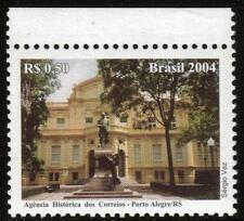 Il Brasile MNH 2004 Storico POST OFFICE-Porto Alegre-RS