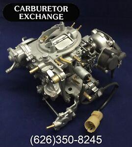1984~1987 Honda Civic HF Remanufactured High Fuel Carburetor