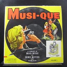 Various - Musi-Que Volume 1 Various Moodes LP VG+ BR-1044 Mono Vinyl Record