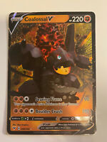 Pokemon Coalossal V 98/185 Vivid Voltage NM MINT