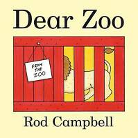 Dear Zoo by Rod Campbell - Board book - Free Shipping