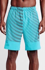 """Nike Flex 8"""" Training Shorts Athletic Mens Size Small S Teal Blue 803962-418"""