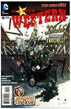 All Star Western (2011) #10 NM 9.4 Jonah Hex Bat Lash Back-Up Story