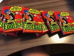 1990 Topps Football Wax Pack