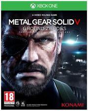 Metal Gear Solid V: Ground ceros (Xbox One Juego) * muy Buen Estado *