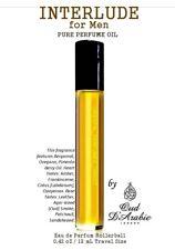 Interlude Para Hombre Puro Aceite De Perfume 12 Ml alternativa de mejor calidad por Oud d`arabie