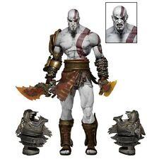 God of War 3 Ultimate Kratos Action Figure 7'' Action Figure Neca 634482493182