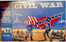 IMEX 1:72 American Civil War Union & Confederate Artillery Kit New Sealed Box