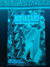 RARE Biohazard Outbreak Umbrella Sound Effect Illumination Display Stand for PS2