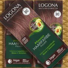 LOGONA Pflanzen Haarfarbe Braun-umbra 100g PZN 6934181