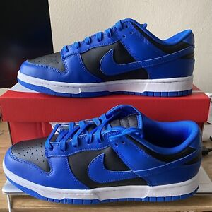 Nike Dunk Low Retro Cobalt SIZE 10.5 DD1391 001 100% AUTHENTIC