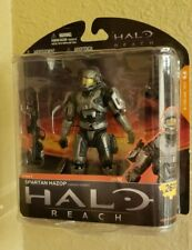 Brand New in Box McFarlane Halo Reach Series 1 Male Steel HAZOP Figure! HTF!