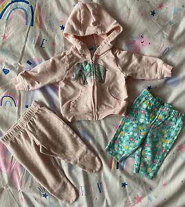 Carter's Girl Outfit Newborn